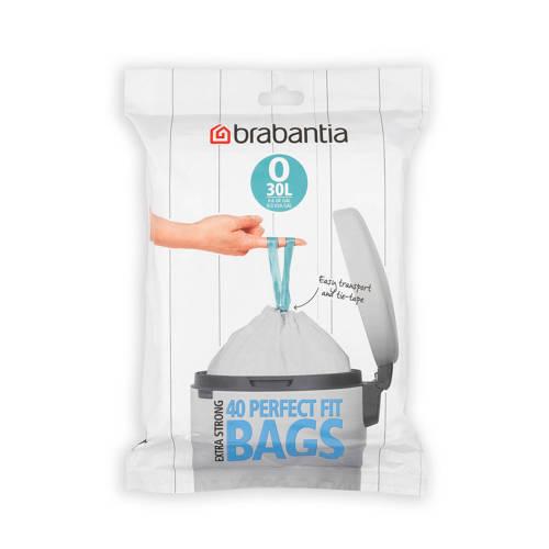 Brabantia 40 afvalzakken, code o 30 liter kopen