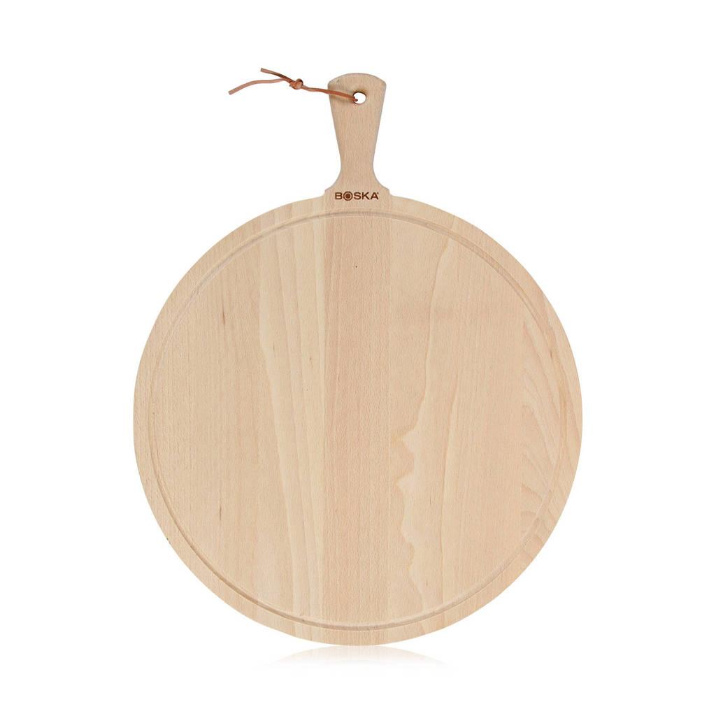 Boska Holland serveerplank rond Amigo (Ø53,5 cm), Bruin