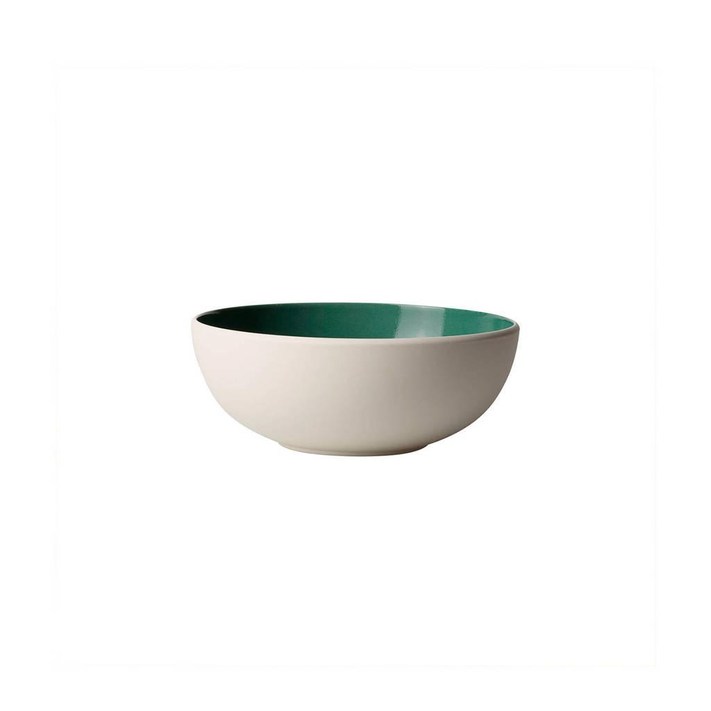 Villeroy & Boch It's my match kom - Green Uni (Ø17 cm), Groen