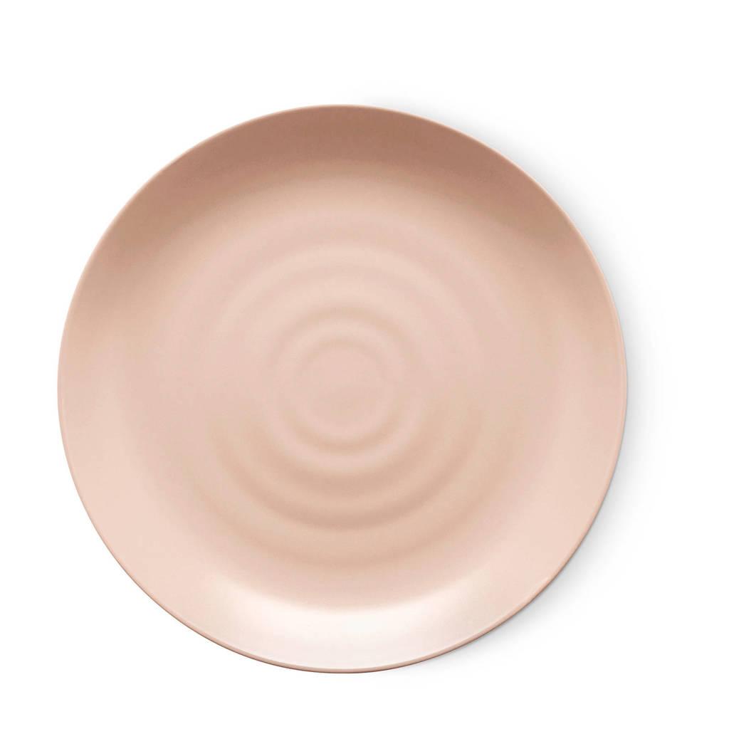 Miljuschka Mil & Match dinerbord (Ø34 cm), Roze