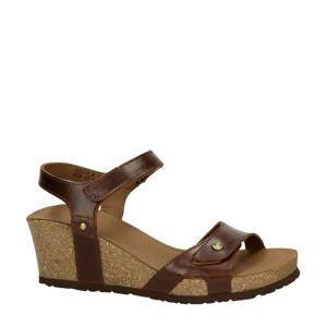 Julia Clay Julia Clay sandalettes cognac