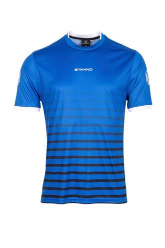 Senior  sport T-shirt Fusion blauw