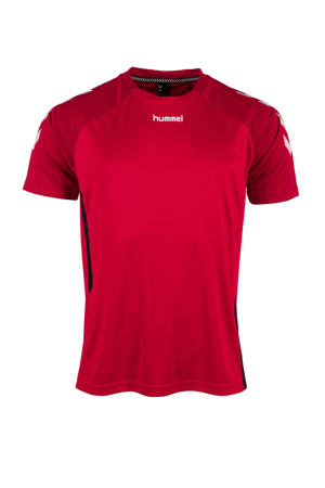 Senior  sport T-shirt rood