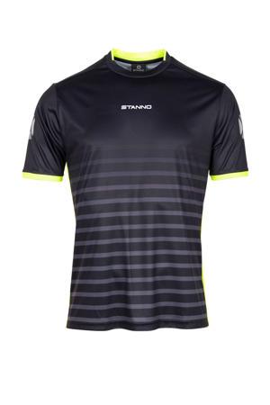 Junior  sport T-shirt Fusion zwart