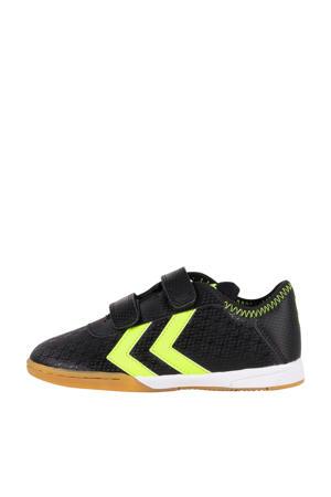 Spirit Jr. in Spirit Jr. indoor voetbalschoenen zwart/geel