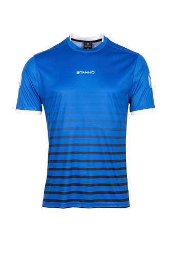 Junior  sport T-shirt Fusion blauw