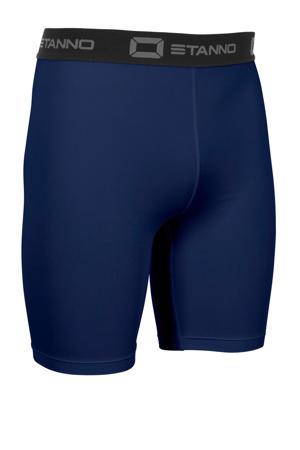 Junior  sportshort donkerblauw