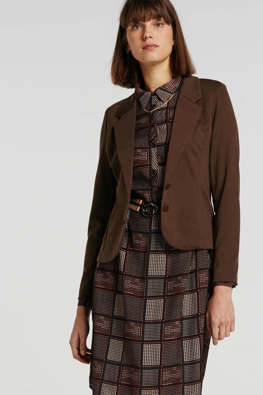 FREEQUENT blazer bruin, Bruin