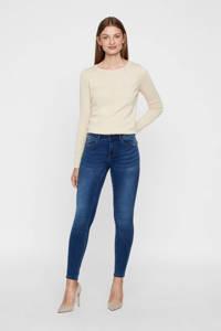 VERO MODA skinny jeans, Blauw