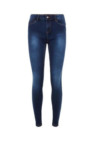 slim fit jeans VMSEVEN dark blue denim