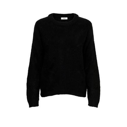 JACQUELINE DE YONG trui zwart