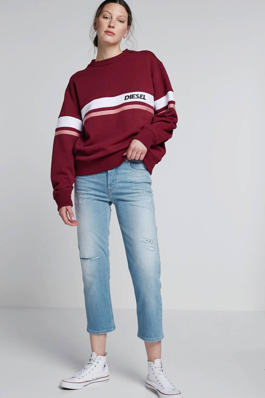 Diesel flared jeans Aryel, Light denim