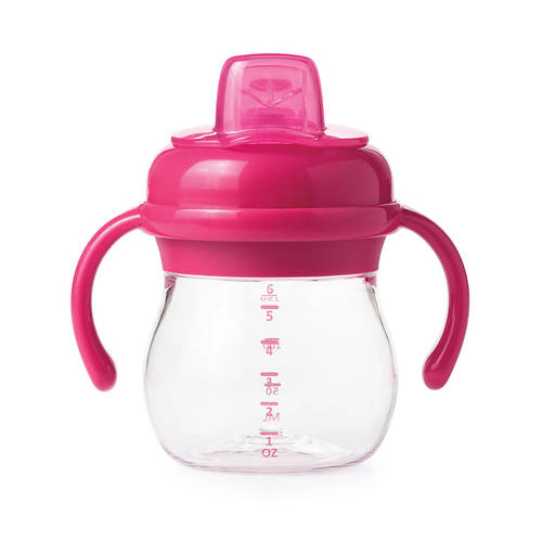 OXO TOT Transition Cup tuitbeker 150 ml roze