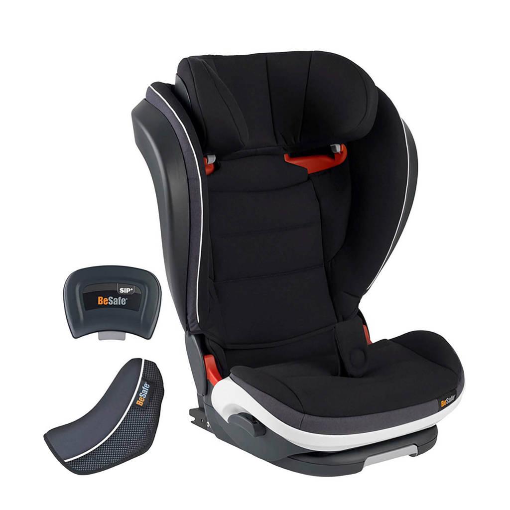 BeSafe iZi Flex Fix i-Size autostoel zwart, Midnight Black Melange