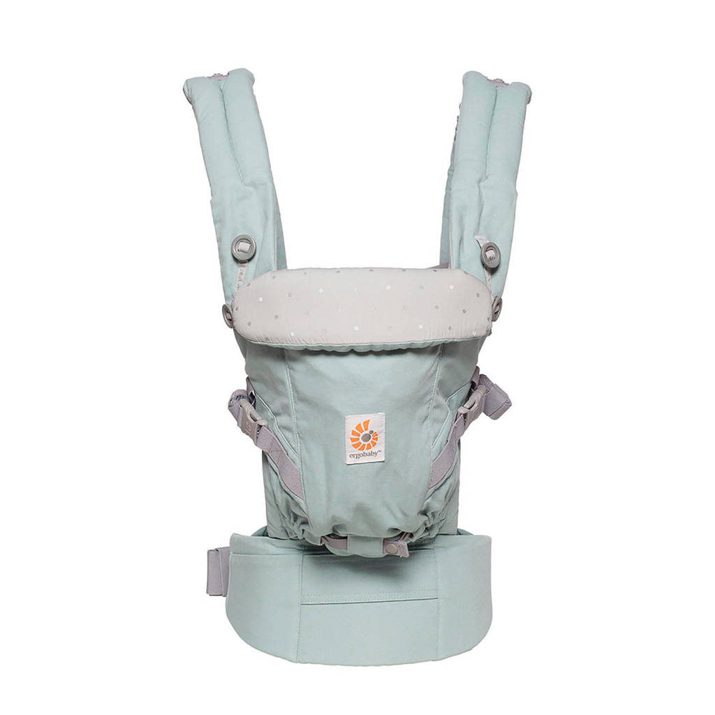Ergobaby Adapt draagzak frosted mint, Frosted Mint