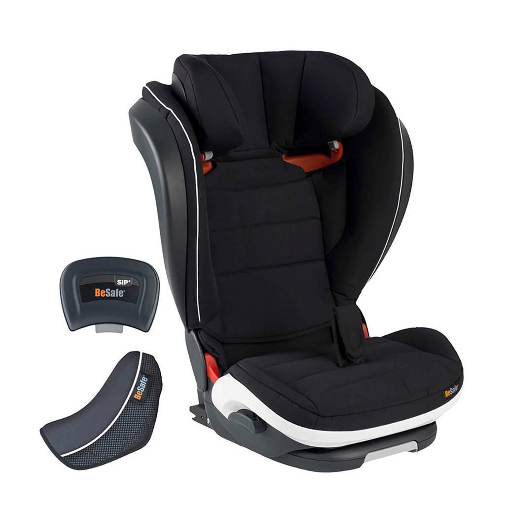 BeSafe iZi Flex Fix i-Size autostoel zwart, Black cab