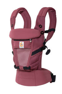 Ergobaby Adapt Cool Air Mesh draagzak plum, Plum