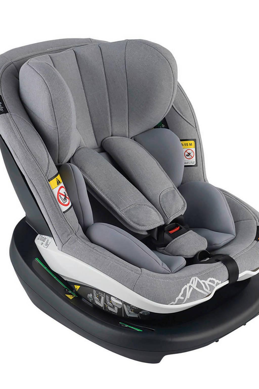 BeSafe iZi Modular i-Size autostoel grijs, Mountain Melange