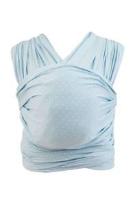 Ergobaby draagdoek Aura (Wrap) Baby Blue, Lichtblauw