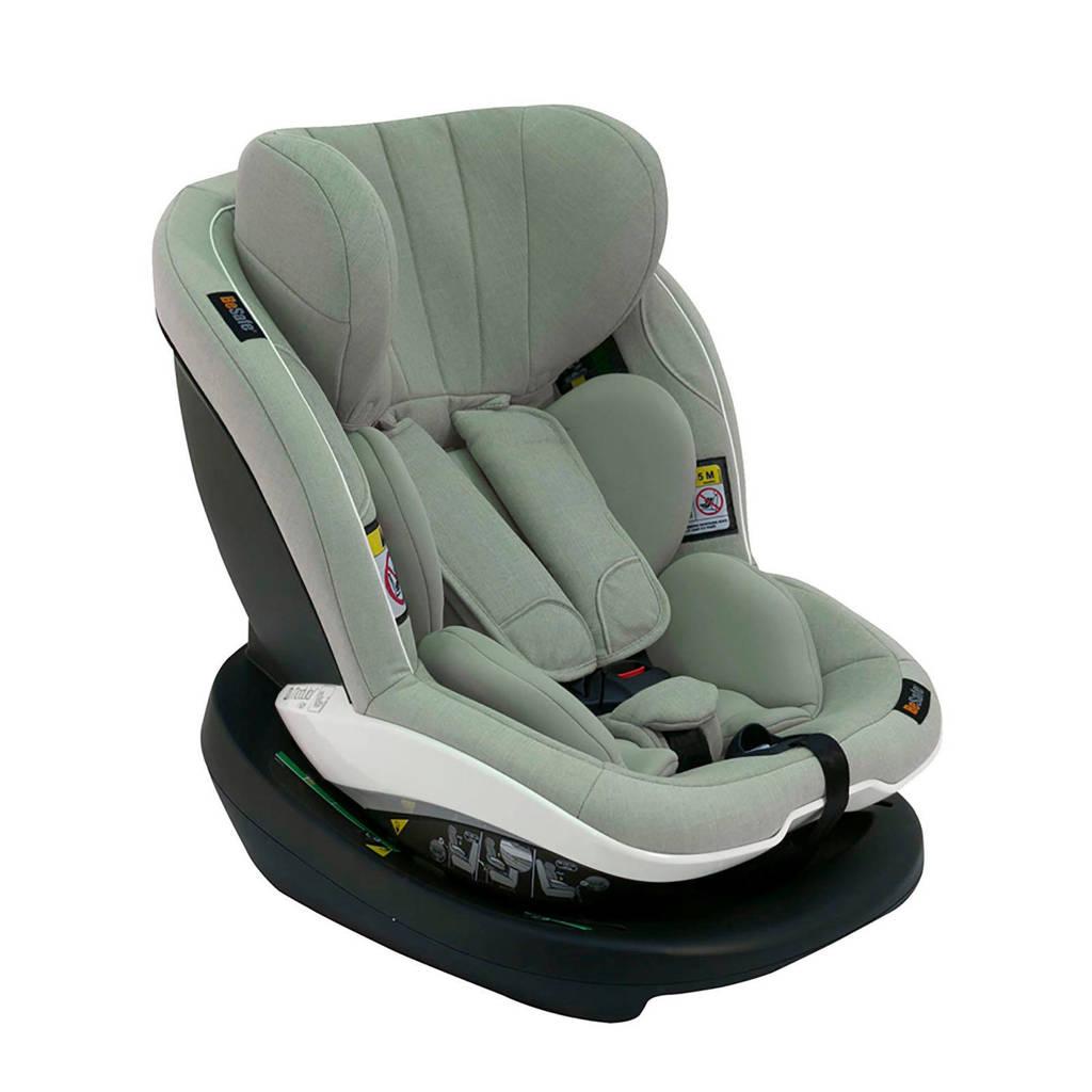 BeSafe iZi Modular i-Size autostoel groen, Sea green melange