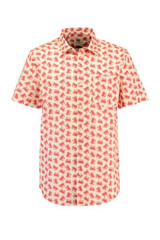overhemd met all over print