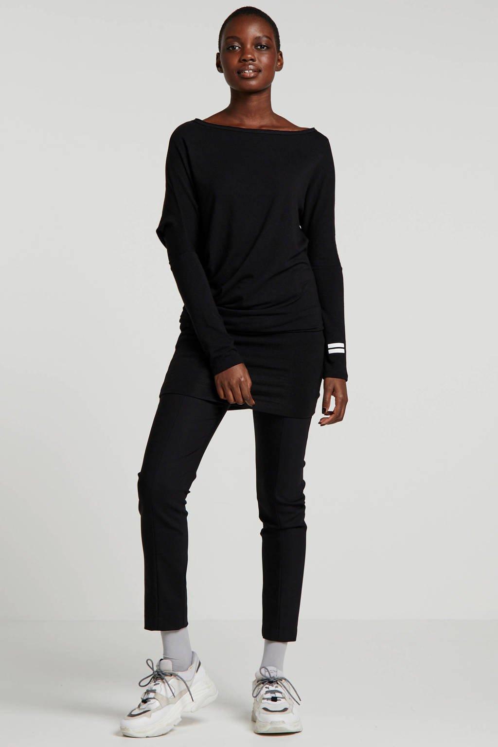 10DAYS tuniek zwart, Zwart
