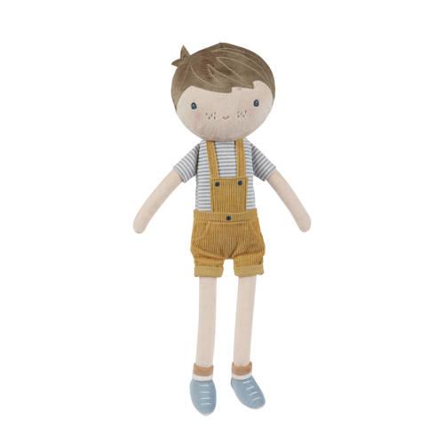 Tiamo Little Dutch Knuffelpop Jim 50cm