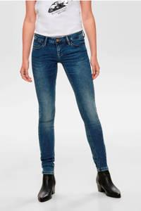 ONLY extra low waist skinny jeans ONLCORAL denim blue dark, Denim Blue Dark