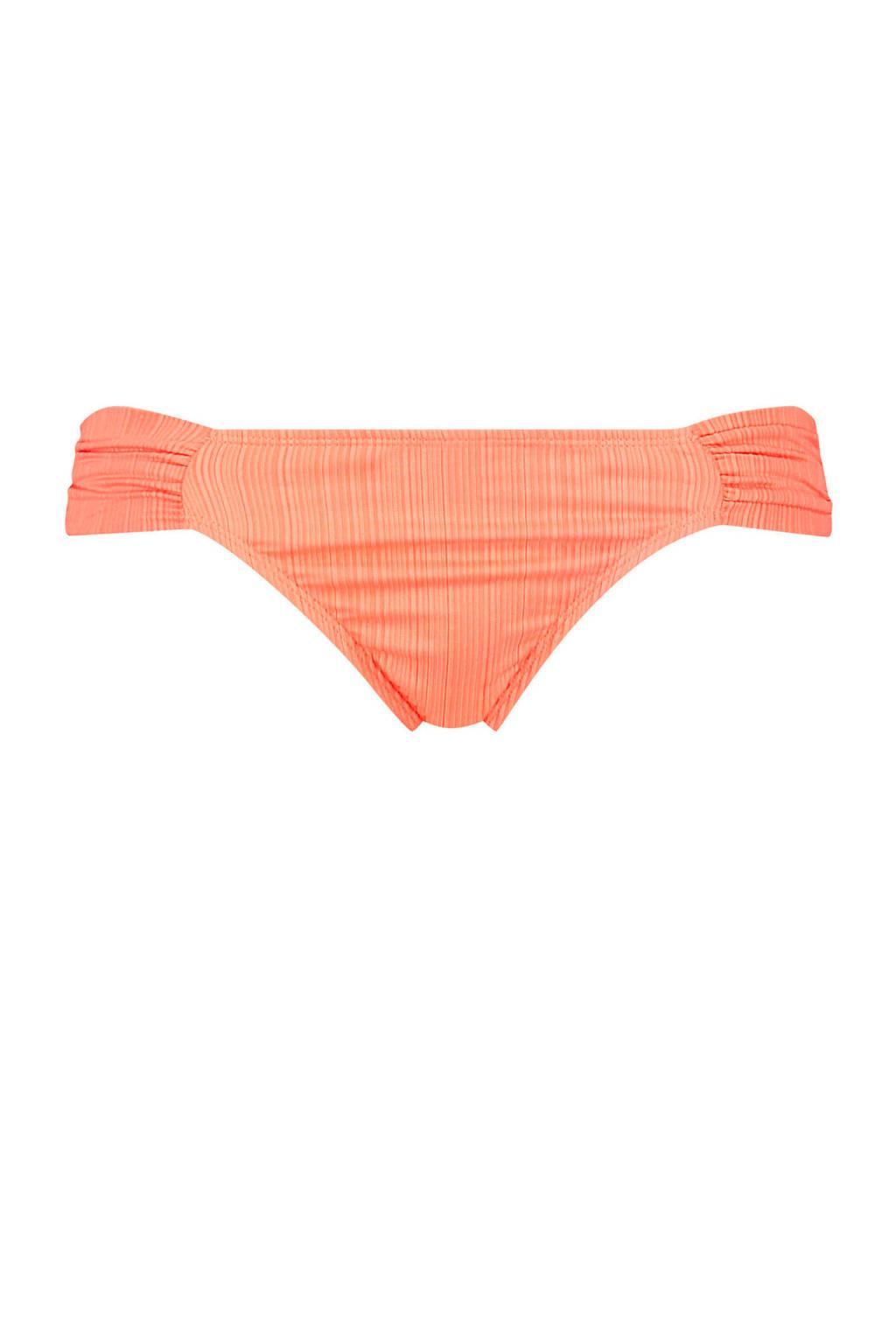 Hunkemöller bikinibroekje Desire Goddes Doutzen koraal, Koraal