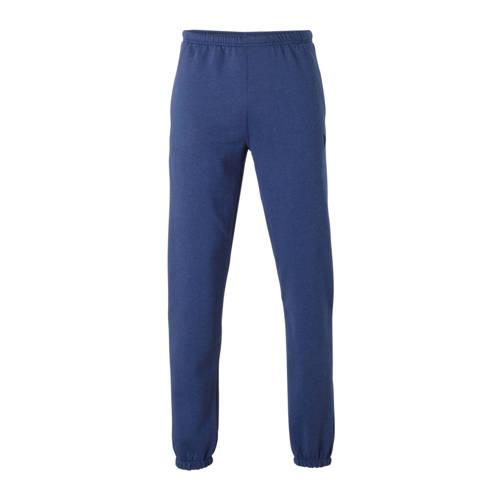 Donnay joggingbroek blauw gemeleerd