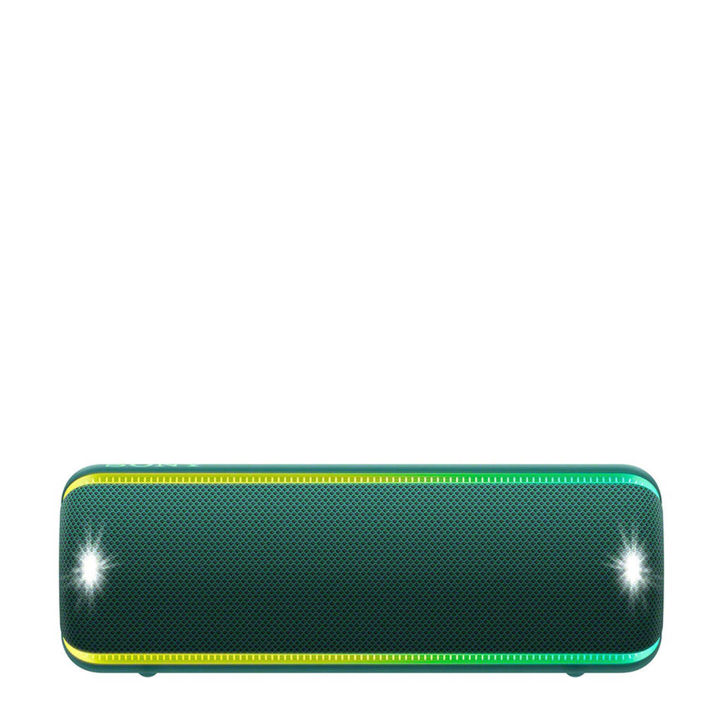 Sony SRSXB32G  Bluetooth speaker, N.v.t.