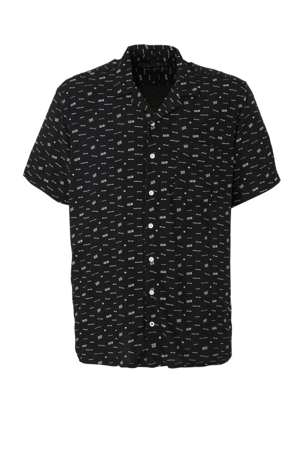 C&A XL Angelo Litrico overhemd, Zwart