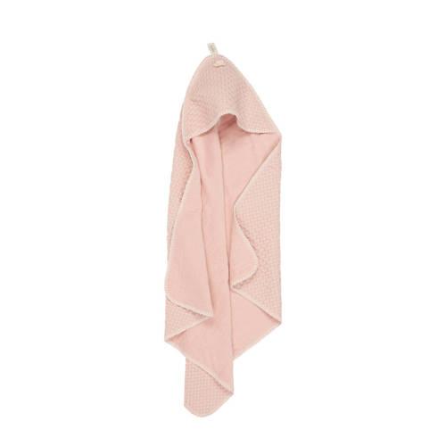 Koeka Antwerp badcape 105x100 cm shadow pink