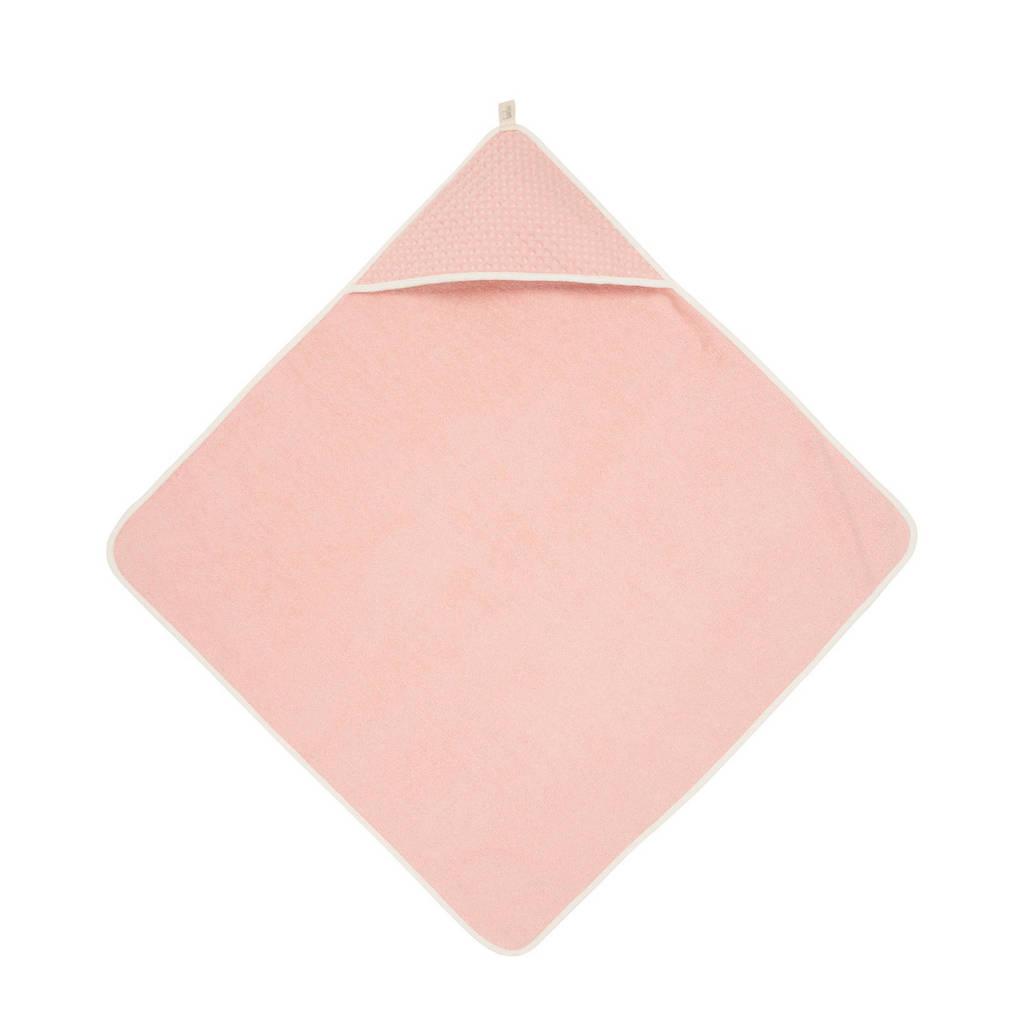 Koeka Amsterdam badcape roze, Roze