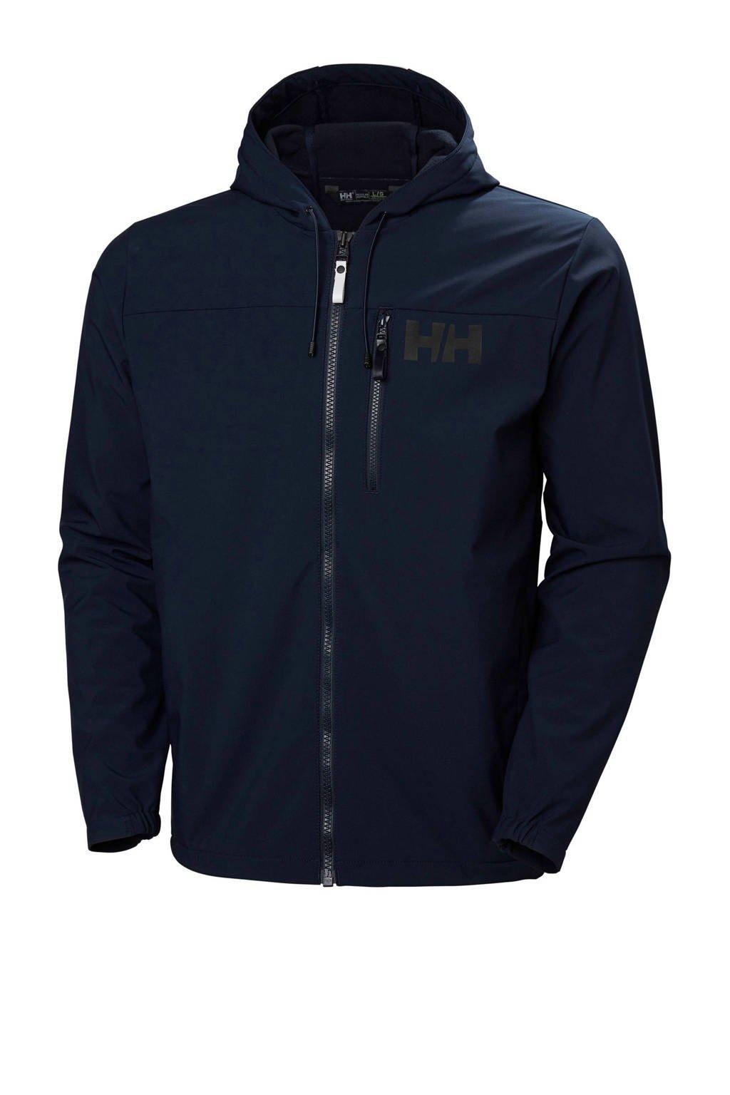 Helly Hansen softshell jas donkerblauw, Donkerblauw
