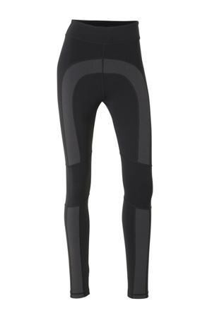 sportbroek zwart/antraciet