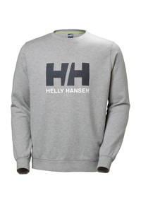 Helly Hansen   sweater grijs, Grijs