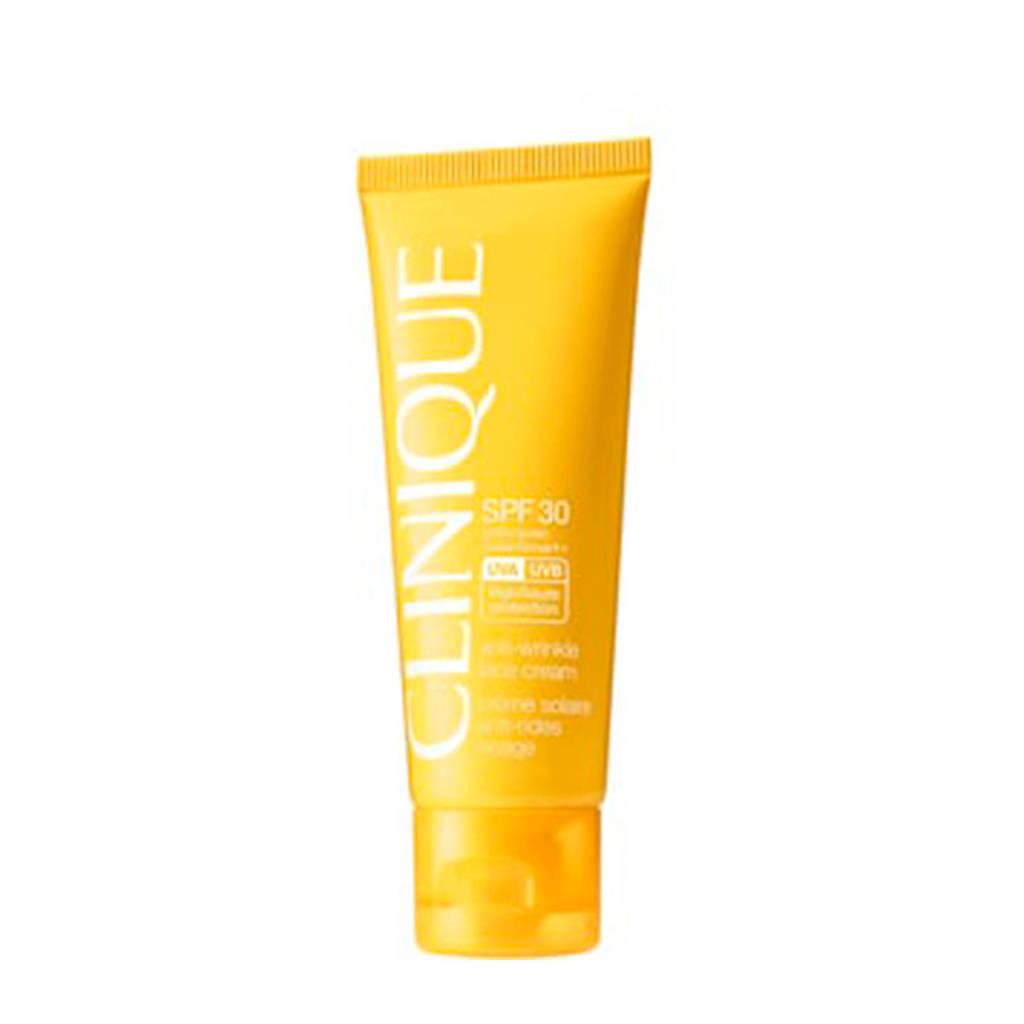 Clinique Anti Wrinkle Face SPF30 zonnebrand - 50 ml