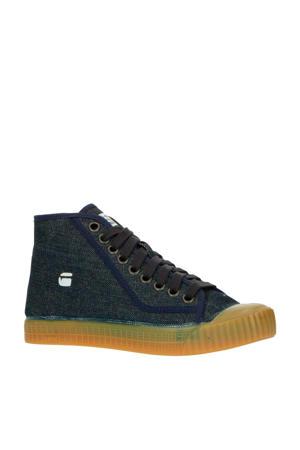 Rovulc MID WMN  halfhoge sneakers denim
