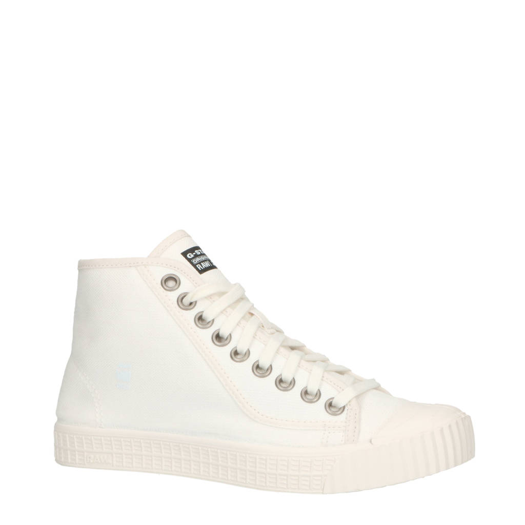 G-Star RAW  Rovulc MID MEN sneakers wit, Wit