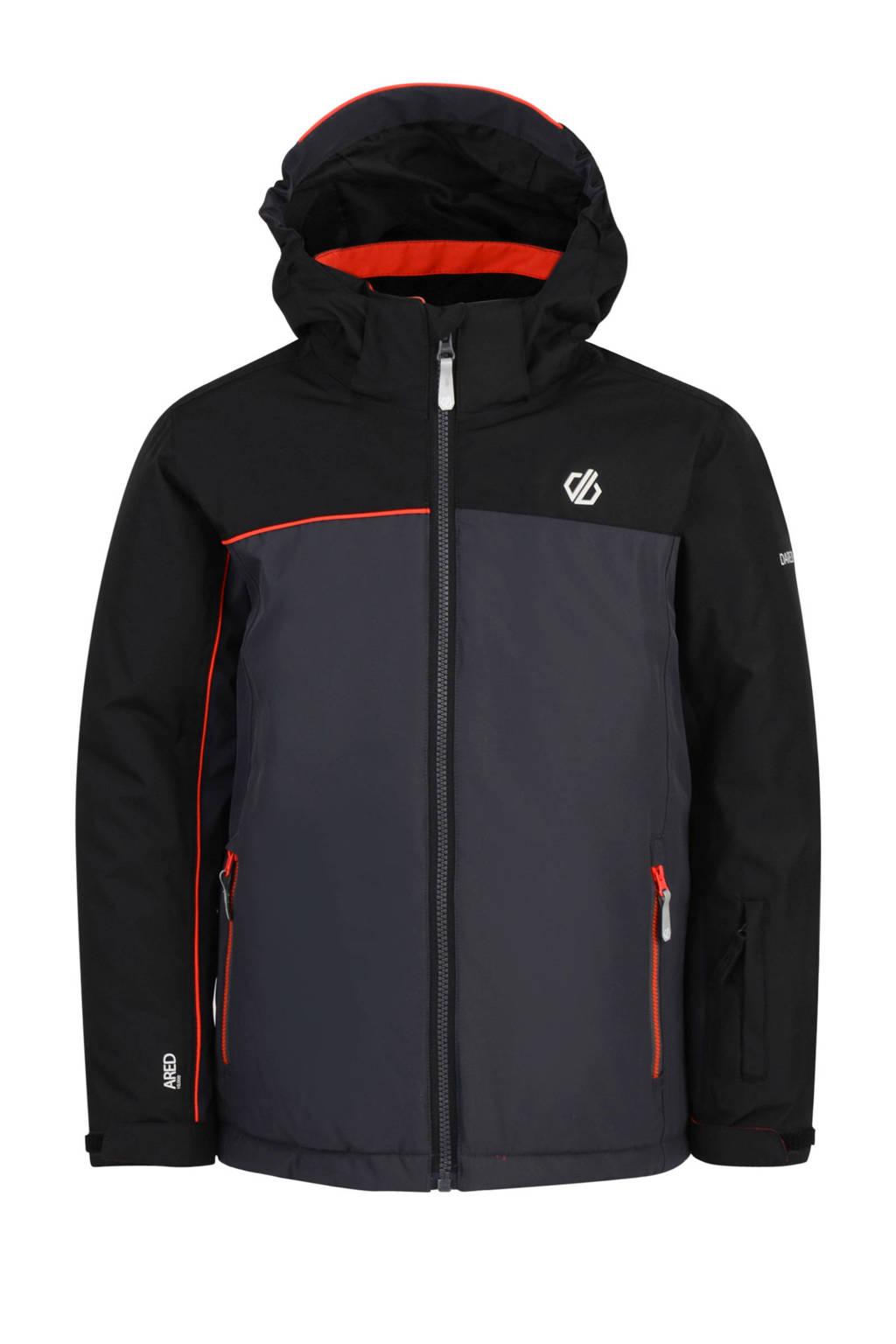 Dare2B ski-jack antraciet/zwart, Antraciet/zwart