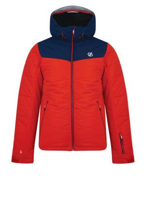 ski-jack Domain rood/donkerblauw