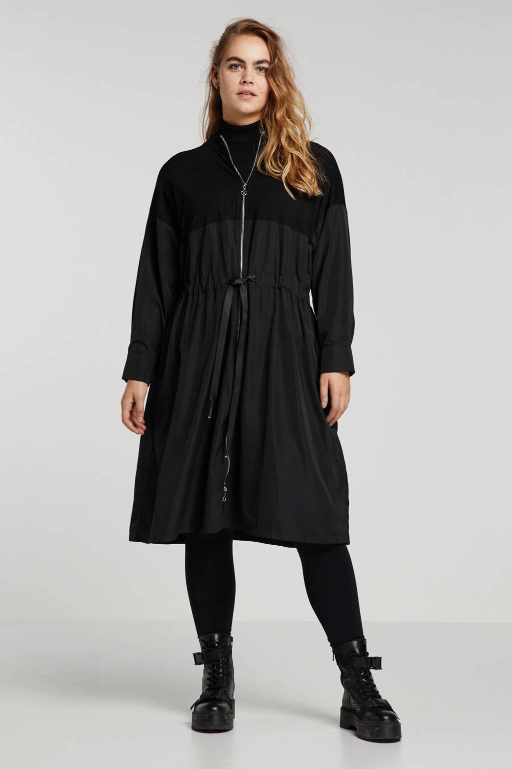 Mat Fashion vest zwart, Zwart