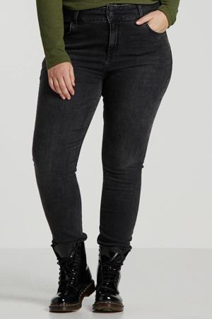 slim fit jeans Maren donkergrijs