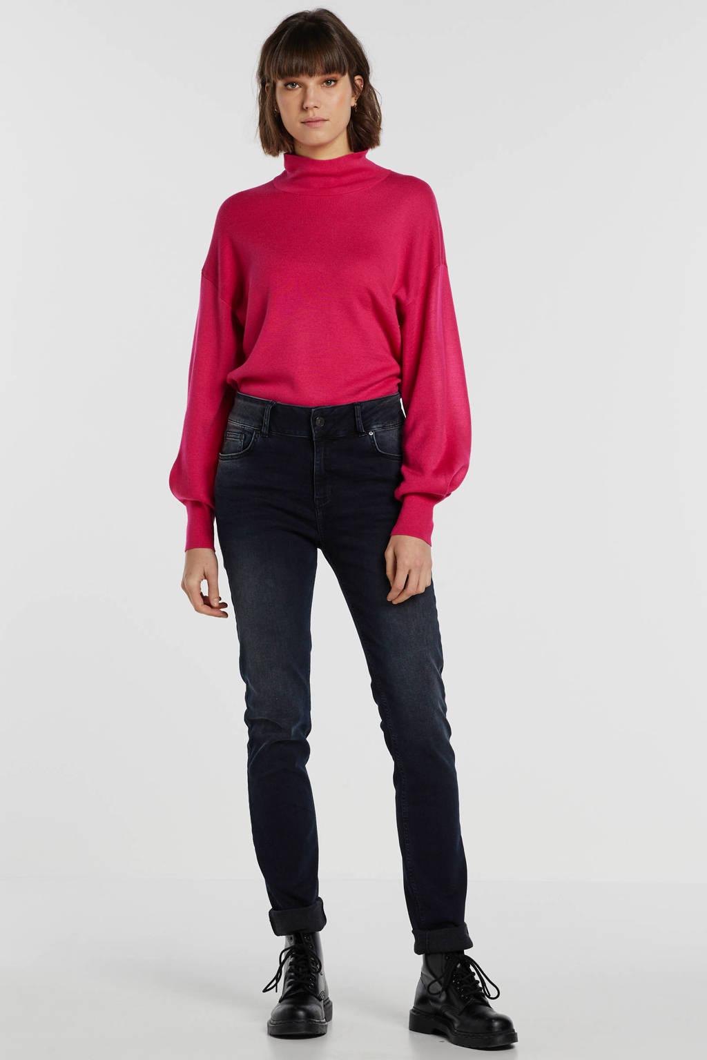 LTB Plus slim fit jeans Maren blauw, Blauw