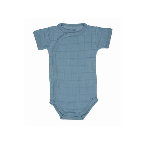 Lodger newborn romper Ciumbelle blauw kopen