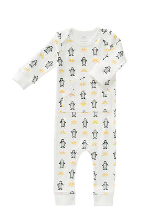 newborn baby boxpak Pinguin wit