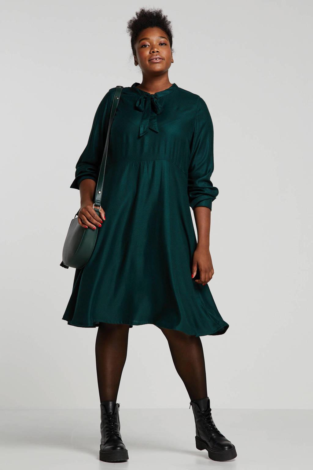 Zhenzi jurk groen, Groen