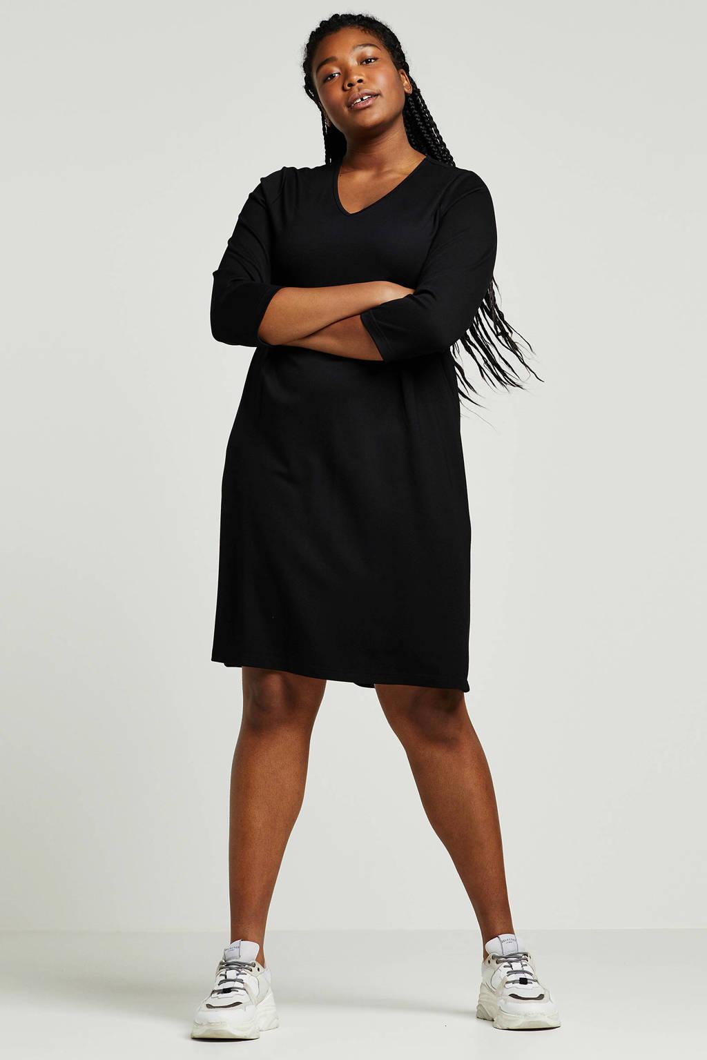 STUDIO jurk zwart, Zwart
