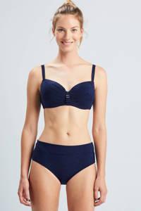 marlies dekkers Swim omslag bikinibroekje puritsu met all over print marine, Marine/zwart